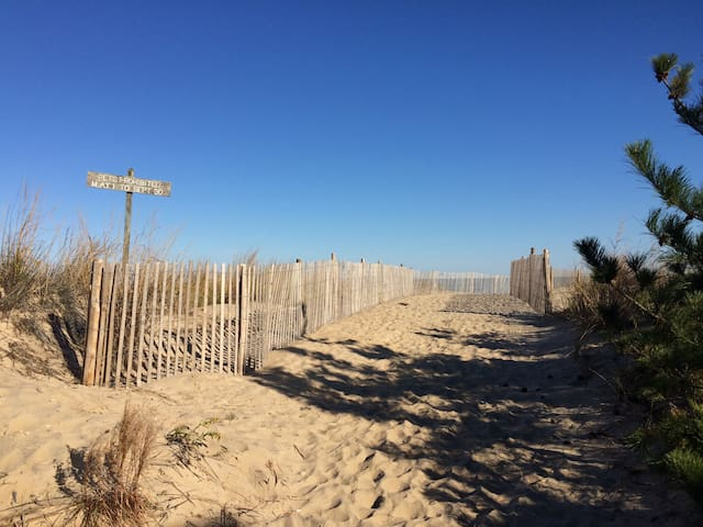 Fenwick Beach House--bright immaculate corner home - Fenwick Island - Casa adossada