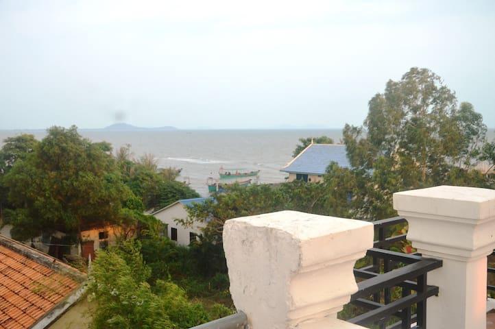 Sunny Neighborhood Backpackers Retreat - Krong Kaeb - Complexo de Casas