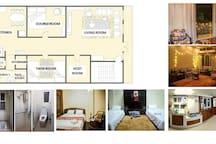 The Burmista - Twin room (Yangon Downtown)