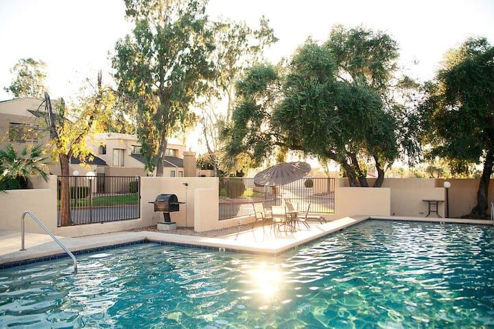 Sonoran Desert Retreat | Pool/Hot Tub, Cozy, Chic