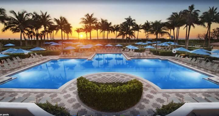 Marriott's Ocean Pointe At Palm Beach 2BD/2BATH