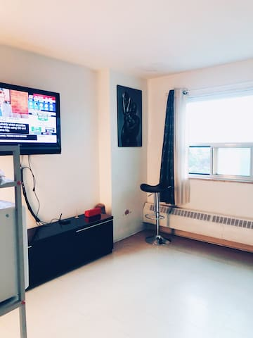 Private and cozy studio, downtown Toronto