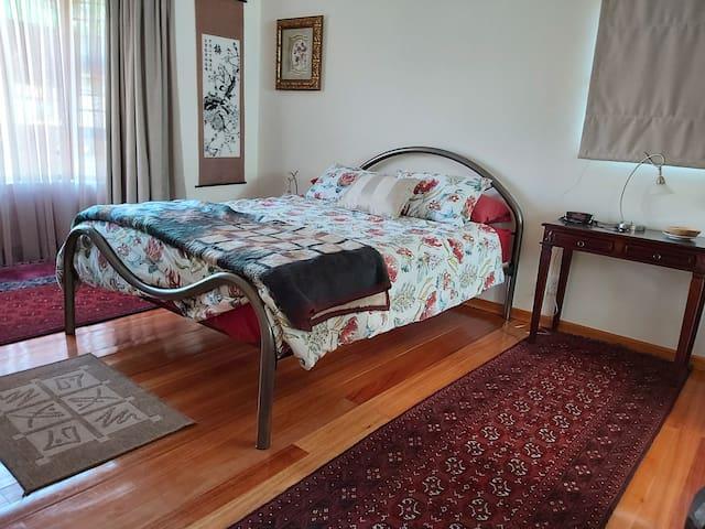 Room 1. Main bedroom ground floor