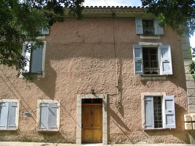 joli T3 sous les toits - Noyers-sur-Jabron - Appartement
