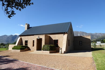 Saddlebrook Cottage, Franschhoek, South Africa.