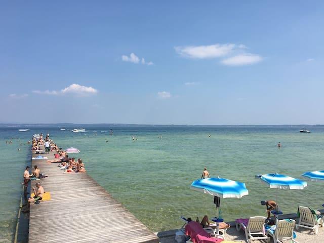 """Spiaggia Delle Bionde """"Le Bionde"""" Beach"""