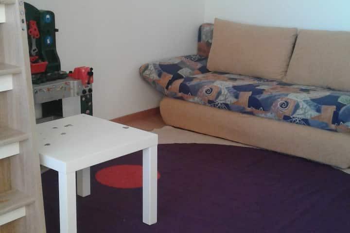 4-Zimmer Wohnung in ruhiger Lage