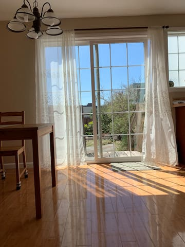 Perfect apartment near Golden Gate Park and UCSF.