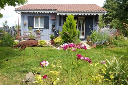 The grey cottage en Perigord - Tocane-Saint-Apre - Huis