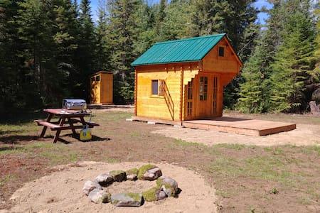 Cozy Cabin #2 - private cabin in the wilderness!