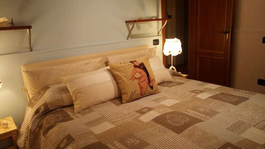 Perfect stay in the quiet Perugia. Free parking