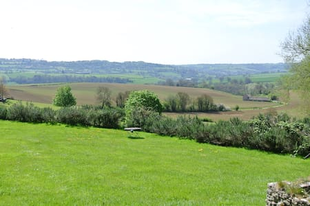 Beautiful Cottage, Stunning views Nr Bath (BBC) - Colerne