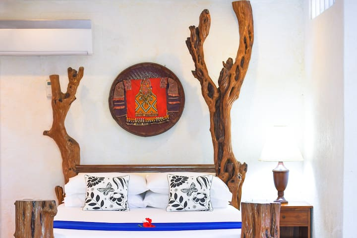 Bianca's Garden Apartments:Ifugao Studio Apartment