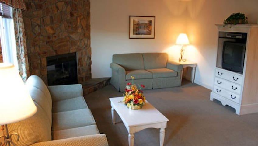Massunutten Resort Virginia 1BR Deluxe Condo - Massanutten - Kongsi masa