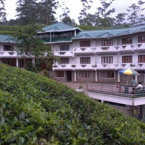 hotel tea villa
