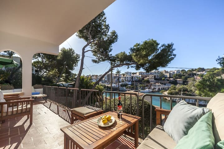 Holiday home in a bay with a view – Casa Na Pallissera, Apartment 1