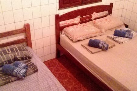 Private Bath Suite 10 min Airport Pool Room ;-) - Manaus - 独立屋