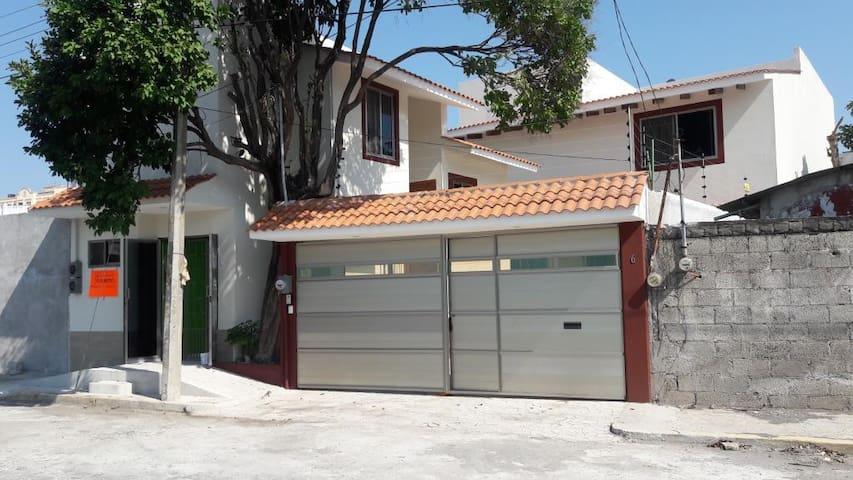 Habitación Victoria PB Boca del Río-WTC Veracruz