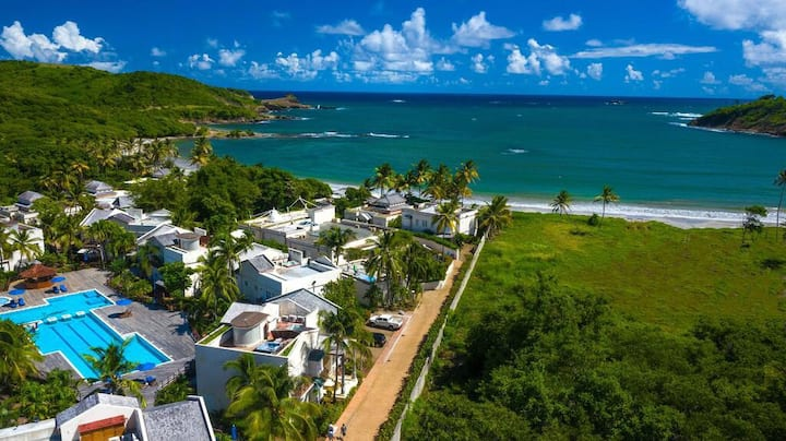 3 Bedroom Villas at the Cale Cove Resort St Lucia
