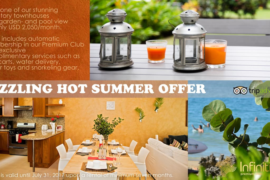 Hot Summer offer