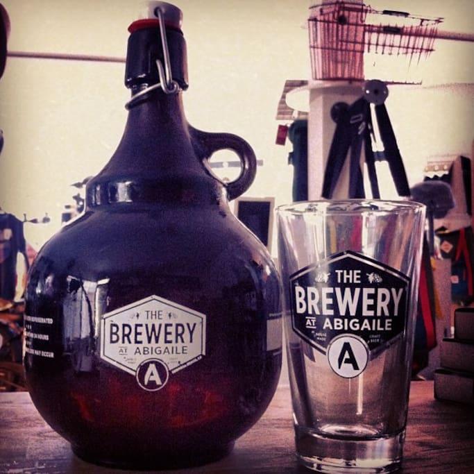 Foto von Abigaile Restaurant and Brewery