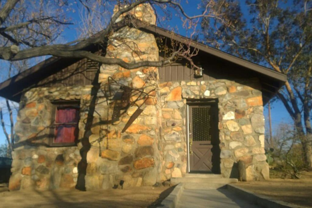 Welcome to The Stoney Cabin Hideaway!