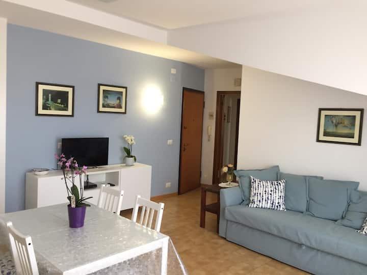"""Casa vacanze """"L'Orchidea"""" Riviera del Conero Osimo"""