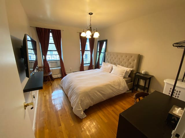 Zen and Tranquil Room in Harlem