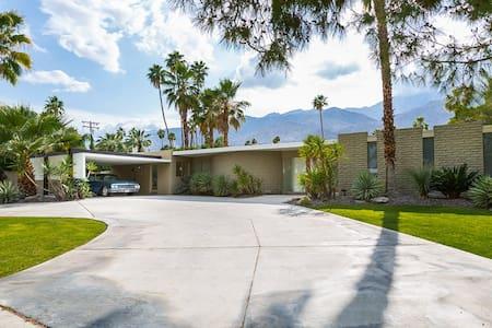 Mid-Century Modern Classic - Palm Springs
