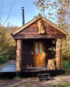 Off grid cabin in the woods - Rackenford - Домик на природе