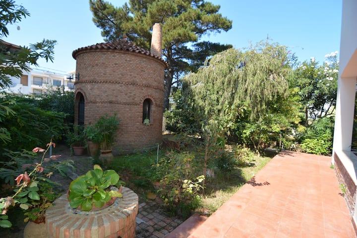 Holiday room Verde in Villa