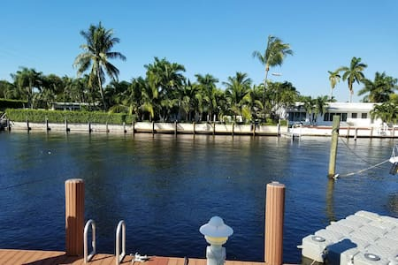 Beautiful View of the Water - Pompano Beach