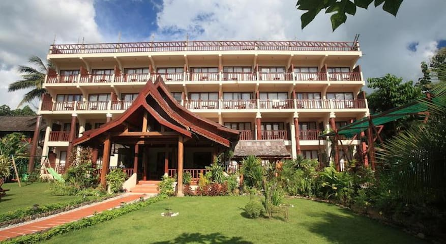 The Elephant Crossing Hotel - Vang Vieng - Annat