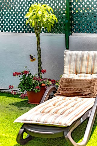 Costa Adeje. Apartment with Sanny terrace.
