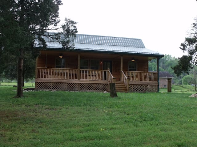 Rocky Shoals Cabin on Watauga River