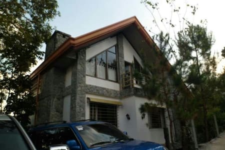 (4)COZY RESTHOUSE FOR BACKPACKERS - Baguio