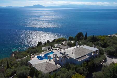 Villa Secluded in Pelion, Greece - Kato Gatzea