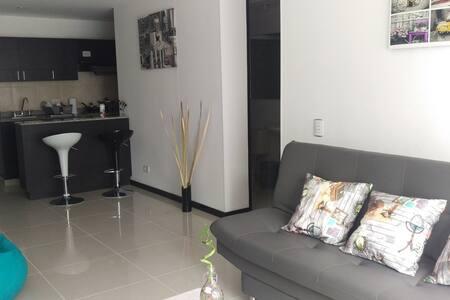 Cozy room well located in Poblado #2 - Medellín