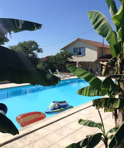 La Fayette Cottage Plus Annexe & Pool - Parcoul - Hus