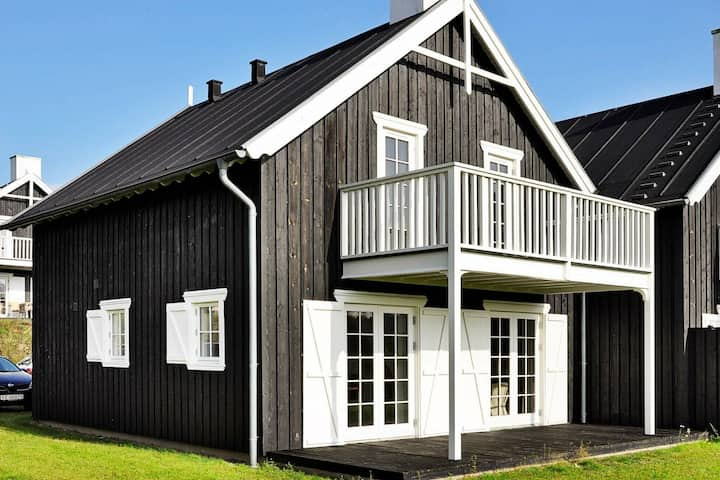 Charming Holiday Home in Gjern With Sauna