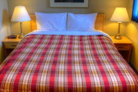Banff Cozy 1 Bedroom + Loft Condo - Banff - Appartement