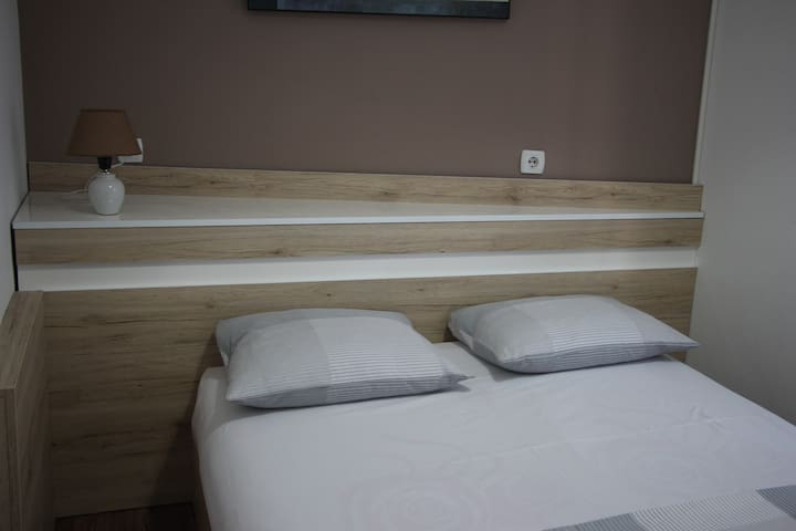 Delux double room apartment city center - Ulcinj - Lägenhet