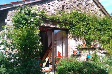 petit studio à la campagne - Promilhanes - Wohnung