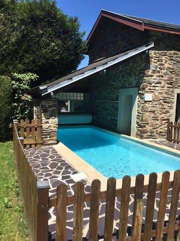 Grande maison de charme au coeur des Ardennes