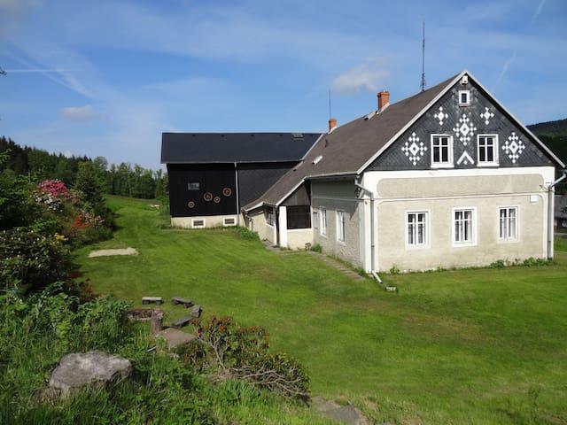 Brtníky 129 Cottage (for 5-9 guests) - Staré Křečany - Maison