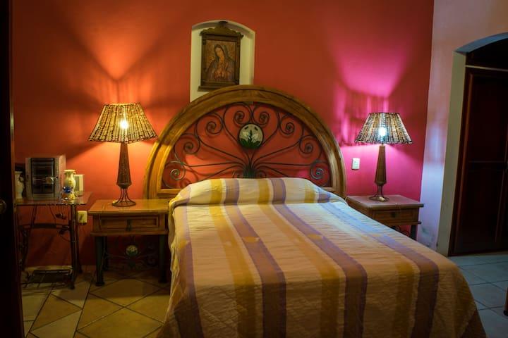 Quinta Valentina - Habitación Queen