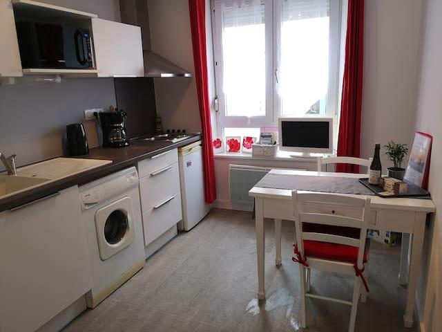 Petit appartement au coeur du Conquet