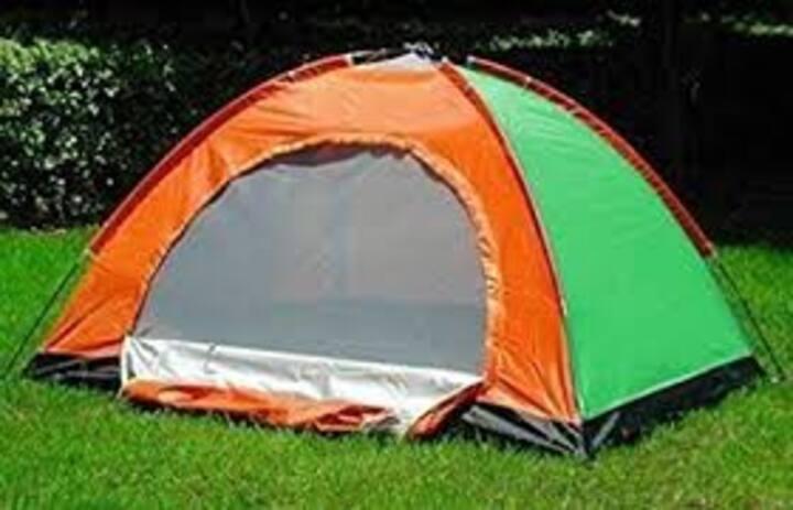 Camping in Guesthouse Las Piedras