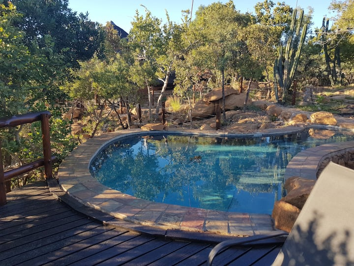 Idwala Lodge 18, Mabalingwe Game Reserve