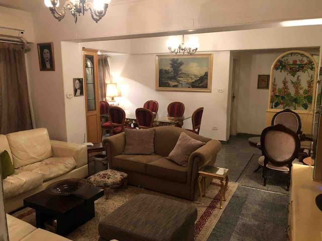 13th Floor Fully furnished 2 private rooms 3A/C s